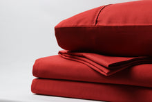 1800 Series Autumn Rust Sheet Set