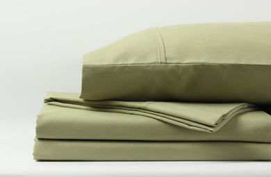 1800 Series Sage Sheet Set
