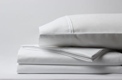 1800 Series White Sheet Set