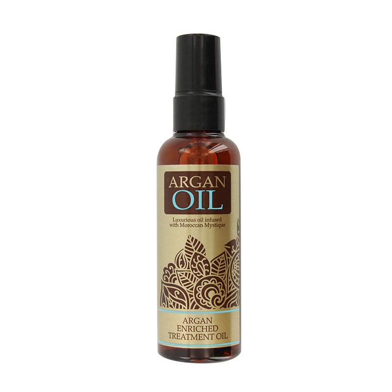 Truzone Argan Oil Infused With Moroccan Mystique - שמן ארגן מרוקאי טהור לשיער - Envy Professional