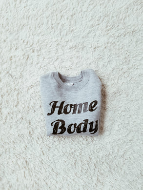 TODDLER Homebody sweatshirt