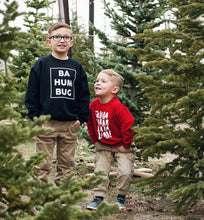 BaHumBug Toddler/Youth Christmas Sweatshirt