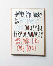 Birthday Parody Card