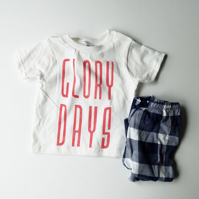 Glory Days Vintage toddler Tee