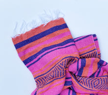 Beach Falsa Mexican Blanket