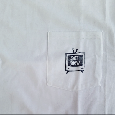 ADULT Shit Show Graphic Pocket Tee