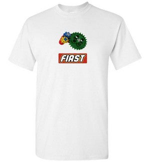 First Robotics League TShirt FLL Coach Team Member Tee