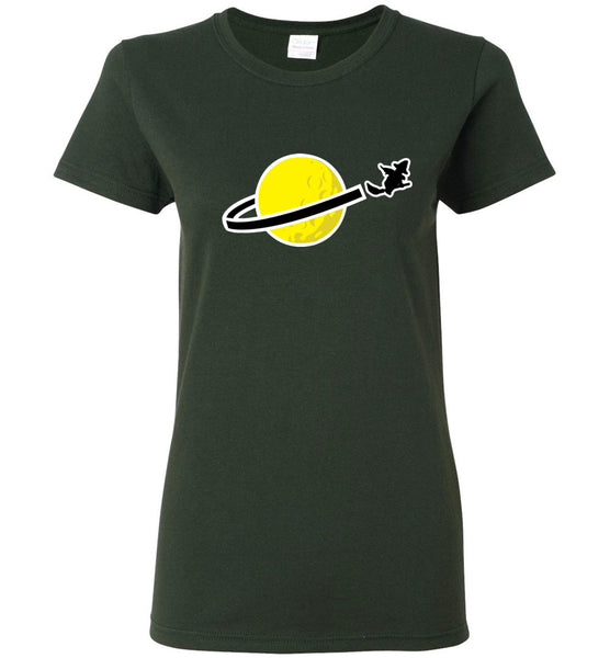 Brick Toy Witch Classic Space Halloween TShirt