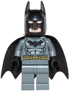 Dark Gray Batman Movie Minifigure (ETS03)