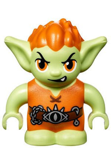 BARBLIN - Elves Minifigure Mini Doll from The Capture of Sophie Jones 40B