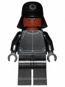Star Wars Minifigure First Order Crew Member W/ Helmet from Set # 75132  NEW 14A