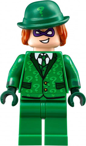 Batman Movie Riddler Minifigure Birthday Party Favor Gift Stocking Stuffer 12
