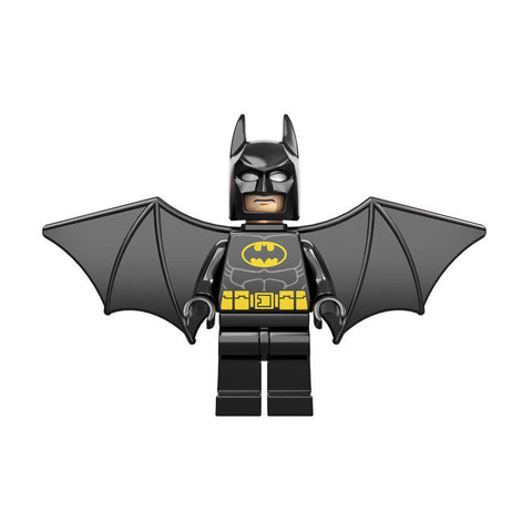 Batman - Black Wings, Black Headband Minifigure Birthday Party Favor Gift Stocking Stuffer 32
