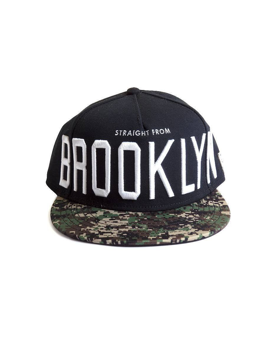 Boné Cayler And Sons Straight from Brooklyn Snapback - Premium Skate Store 7197853fb60