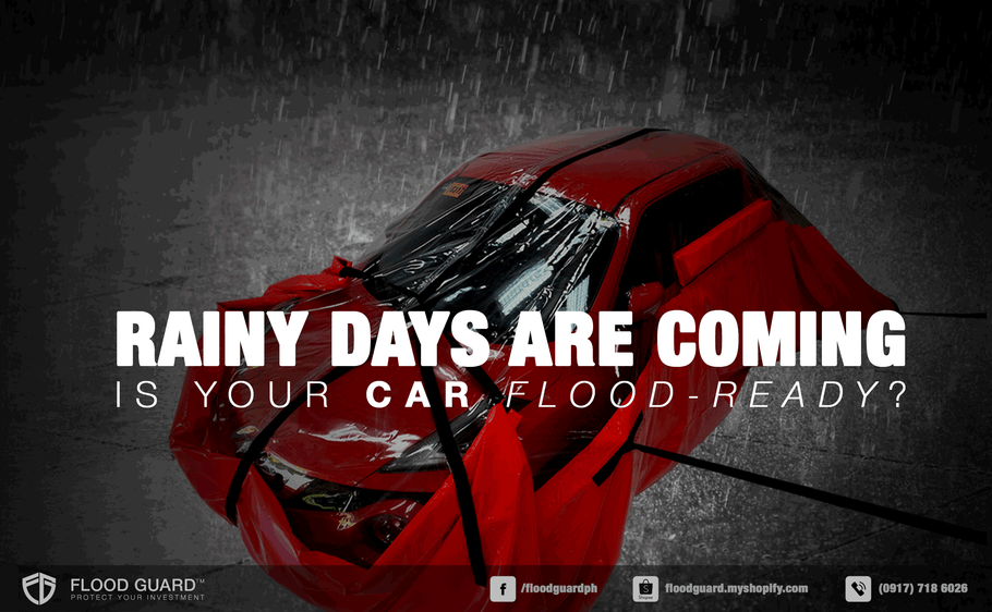 Flood Proof Car Bag Feature by Carmudi Philippines - By Ruben Manahan