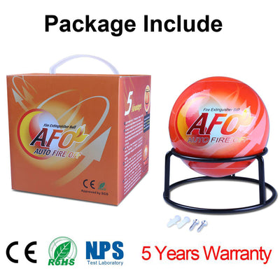 Fire Ball Automatic Fire Extinguisher