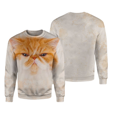 Exotic Shorthair Big Face T-shirt