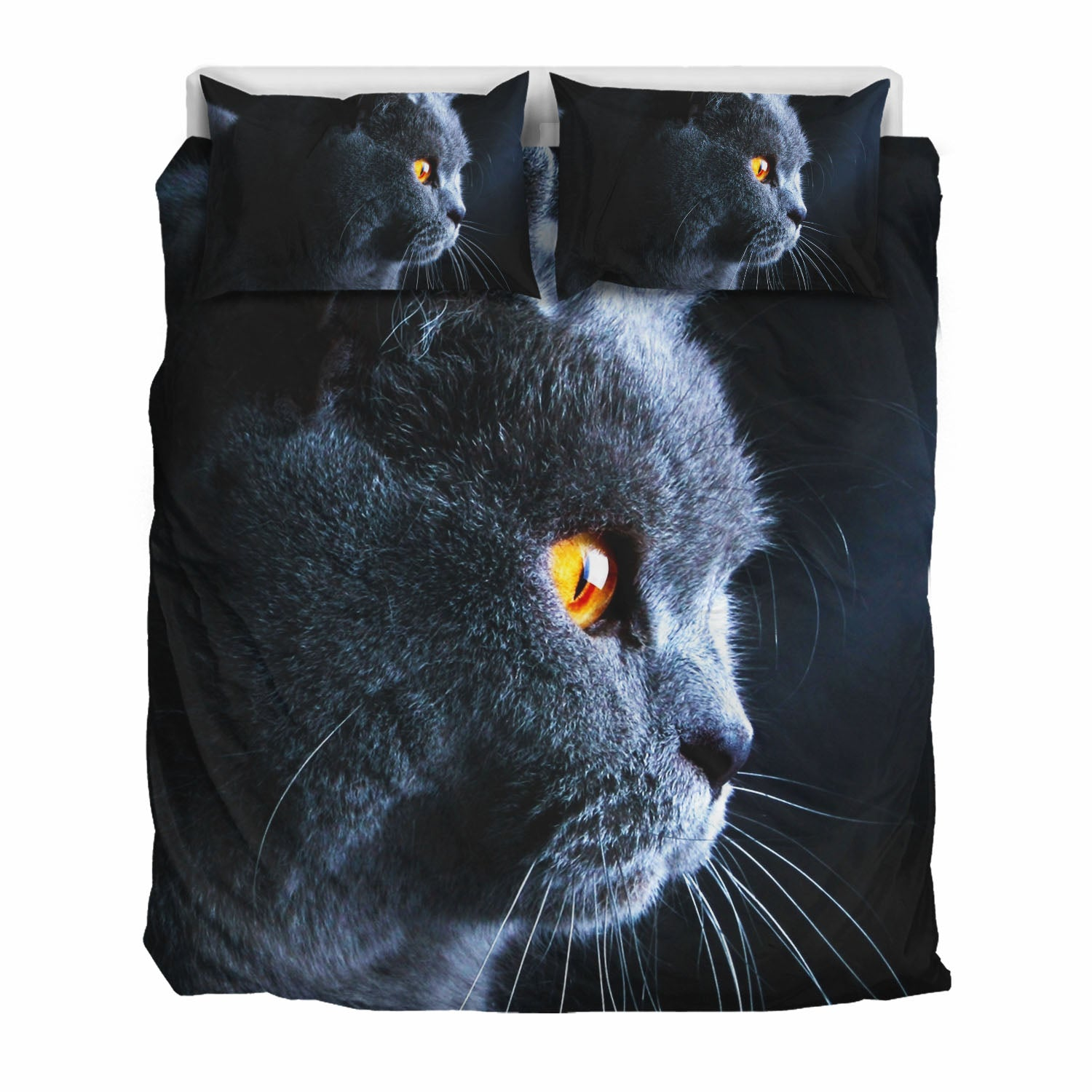 British Shorthair Cat Kitten Bedding Set