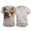 Calico Cat Big Face Hoodie