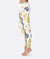 Happy Cat White Pattern Leggings