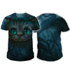 Cat Alice WDL Big Face Hoodie