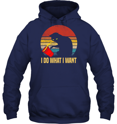 I Do What I Want T-shirt