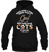 Once Upon A Time Cat Girl T-shirt