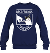 Cat Best Friends For Life T-shirt