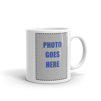 Customizable CAT MOM Mug With Names & Photo (1 - 12 Cats)