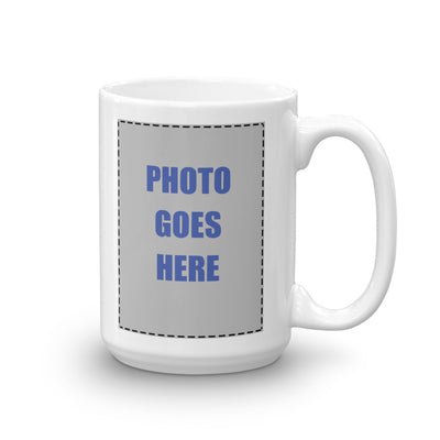 Customizable CAT DAD Mug With Names & Photo (1 - 12 Cats)