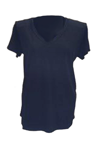 Extra Long V-Neck Shirt | Up2Tempo