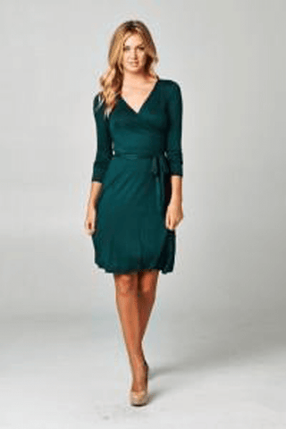 Wrap Dress | Up2Tempo