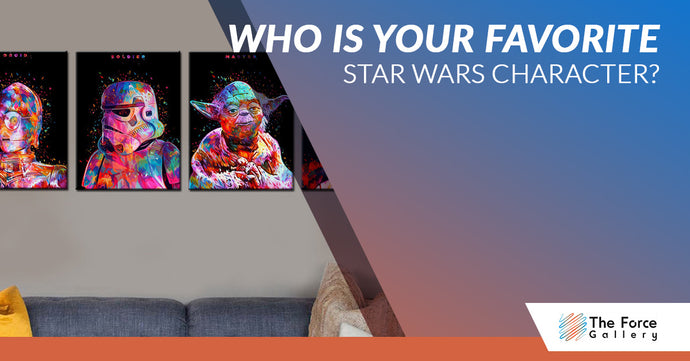 Who Is Your Favorite Star Wars Character?