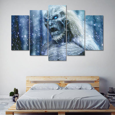 Game of Thrones White Walker Canvas - The Force Gallery