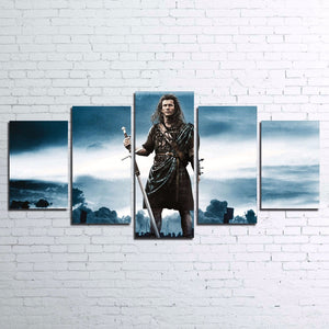 Braveheart Mel Gibson - The Force Gallery