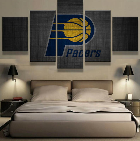 Indiana Pacers Basketball Canvas - The Force Gallery