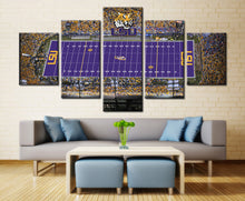 LSU Tigers Stadium Canvas - The Force Gallery