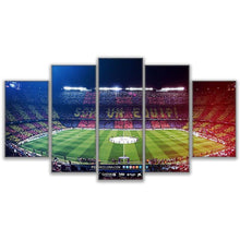 Barcelona Soccer Stadium Canvas - The Force Gallery
