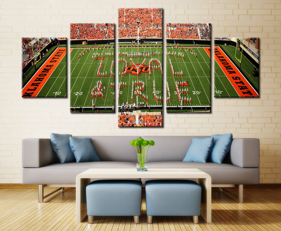 Oklahoma State Cowboys Stadium - The Force Gallery