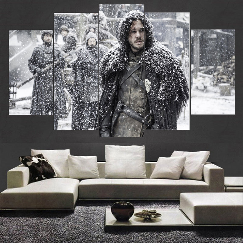 Game of Thrones Jon Snow Westeros Stark - The Force Gallery