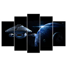 Star Trek Enterprise Space Canvas - The Force Gallery