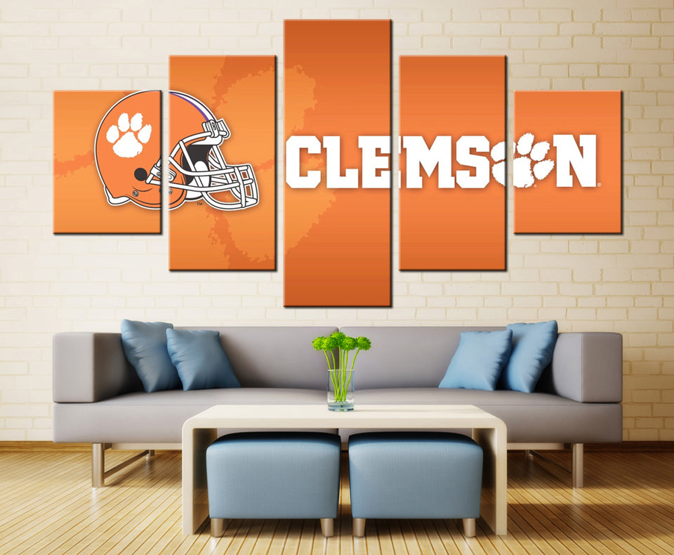Clemson Tigers College Football - The Force Gallery