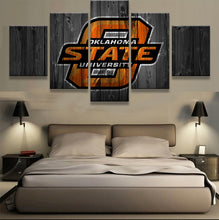 Oklahoma State Cowboys College Canvas - The Force Gallery