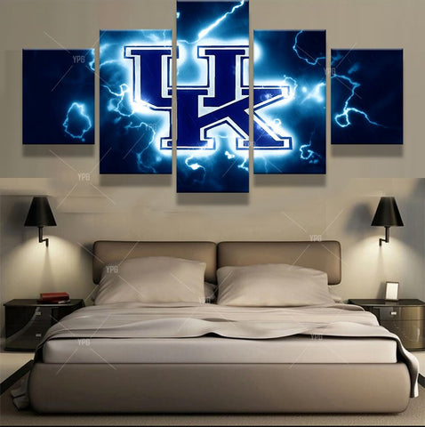 Kentucky Wildcats College Canvas - The Force Gallery