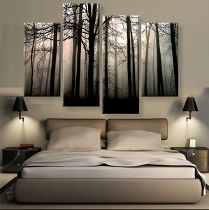 Calm Forest Trees - The Force Gallery