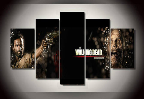 The Walking Dead HD Printed - The Force Gallery