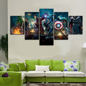 Marvel The Avengers Characters - The Force Gallery