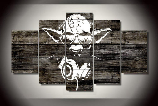 Hip Yoda - The Force Gallery