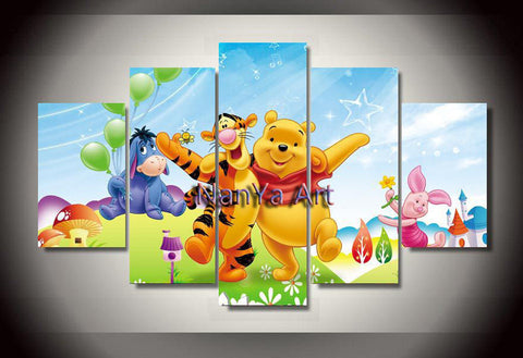 Winnie the pooh - The Force Gallery