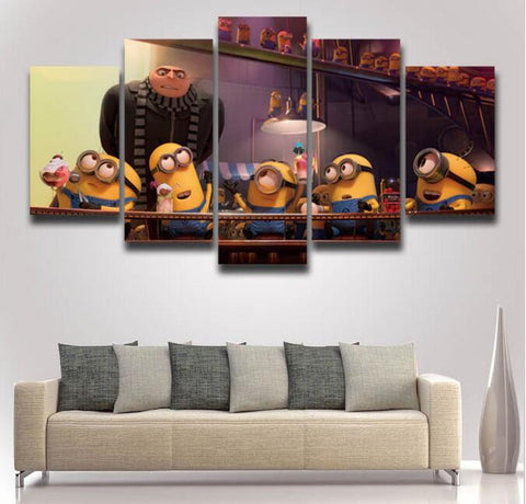 Despicable Me - The Force Gallery